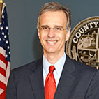 County Executive Parisi