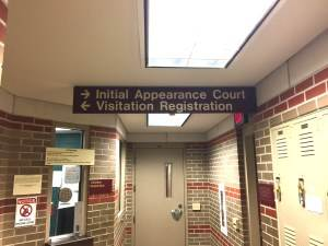 Initial Appearance Court